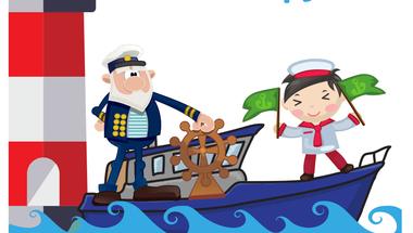 A programot Zircen TÖRÖLTÉK: Hajósmese: A kapitány születésnapja - előadás gyerekeknek - 2020. szeptember 11., péntek