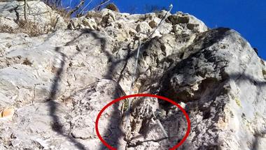 Megrongálták a Cuha-völgyi via ferrata utat