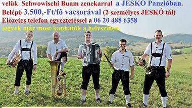 Sváb bál - Zirc, 2018.november 24.