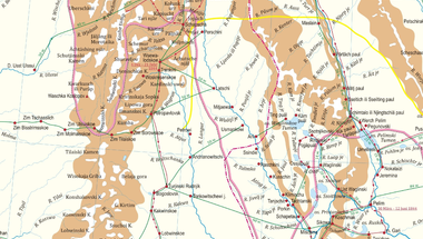 Reguly Antal munkássága kartográfus szemmel
