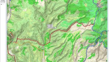 21 km új turistaút Erdővidéken