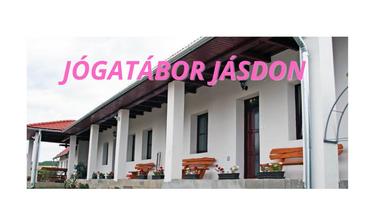 Jógatábor Jásdon - 2020. augusztus 28-28-30.