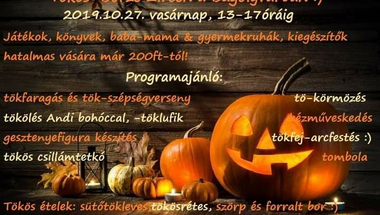 """""""Tökös"""" börze - 2019. október 27., vasárnap - Zirc, Bagolyvár"""