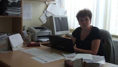 Közbiztonsági referens a polgármesteri hivatalban