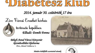 Januári Diabétesz Klub