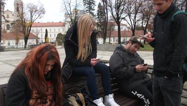 WiFi a városközpontban