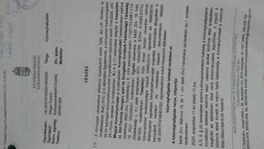 """Közmeghallgatás tartanak a """"festékégető"""" környezethasználati engedélyének módosítása tárgyában - Zirc, 2020.augusztus 11., kedd, 10 óra"""