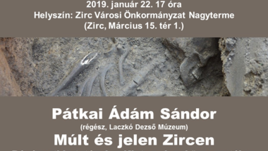 A Magyar Kultúra Napja - Zirc, 2019. január 22., 17 óra