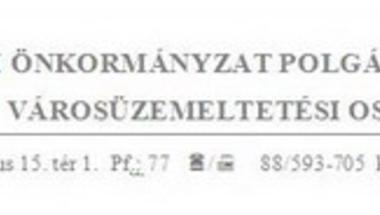 Lomtalanítás - Zirc