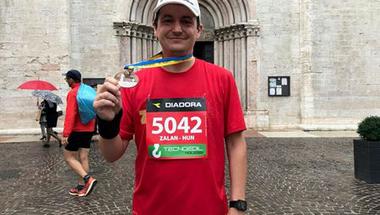 Tíz félmaraton és a római kor emléke
