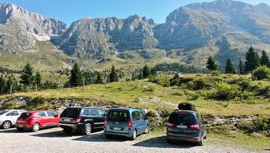 Magashegységi élmények - hadiösvényeken a felhők fölé: a Cima di Terrarossa a Júliai-Alpokban