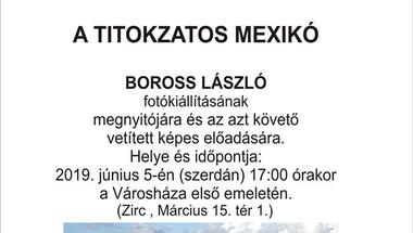 """""""Egzotikus világok"""" - Boross László fotókiállítása - 2019. június 5., szerda"""