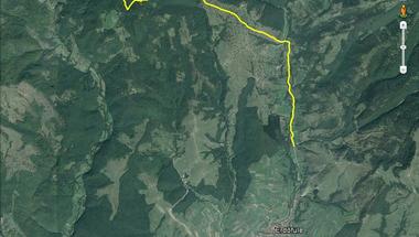 A hiányzó láncszem: jelzett turistaút Tusnádfürdő és a Vargyas-szoros között