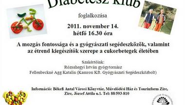 Diabéteszklub