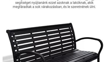 Padot a buszmegállóba! - Rózsa Sándor II. Népi Közpénz Tékozló Alap