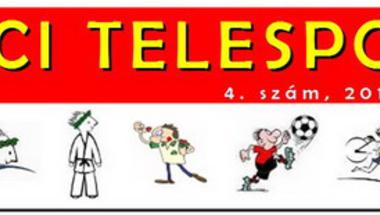 ZIRCI TELESPORT  4. szám, 2011. 11. 20.