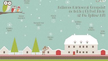 Bagolyvár - Kellemes karácsonyi ünnepeket