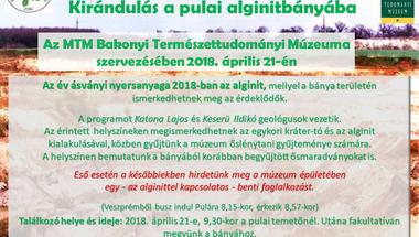 FÖLD NAPI PROGRAM - MTM Bakonyi Természettudományi Múzeuma