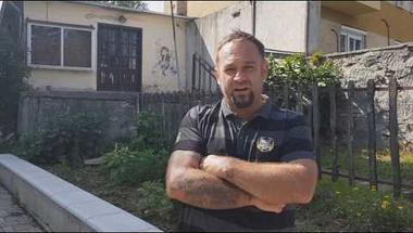 Vörösmarty János (Choky), képviselőjelölt - videó