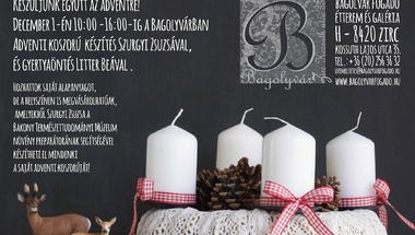Advent a Bagolyvárban