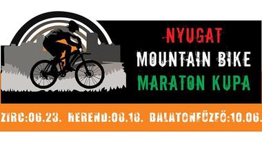 1. Nyugat Mountain Bike Maraton Kupa - I. Zirci futama