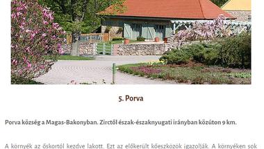 Porva, a 10 legromantikusabb magyar falu egyike