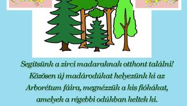 Madarak és Fák Napja - MTM Bakonyi Természettudományi Múzeuma