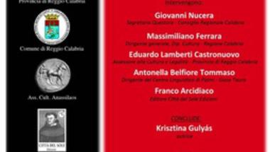 Egy zirci könyvbemutatója Olaszországban