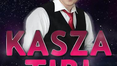 Vendég: Kasza Tibi