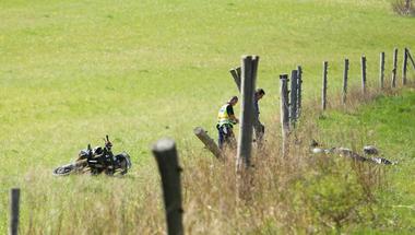 Halálos/motoros baleset Kardosrétnél