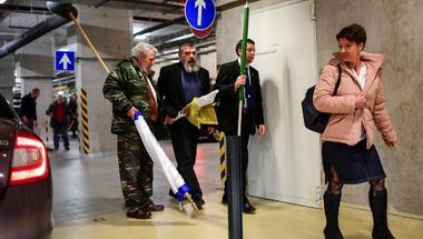 Zirc város képviseletében Ottó Péter is részt vett a polgármesterek találkozóján