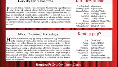 A Bakony Hangja Színjátszó Csoport előadásai