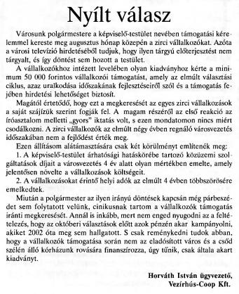 2006_Nyílt válasz.png