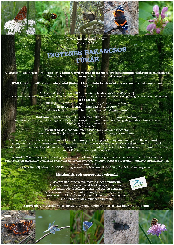 Zirc és a Bakony turizmusa Bakancsos túra
