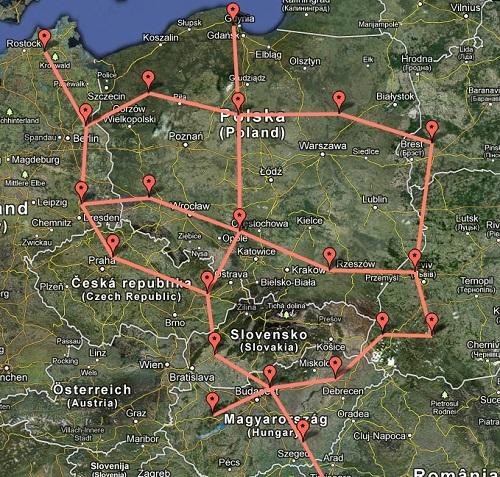 magyarország térkép herend Múltidéző bunkerlátogatás a Hajagon   kiegészítés egy különleges  magyarország térkép herend