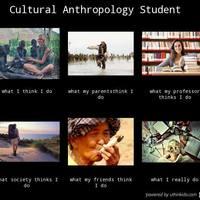 Mit csinál egy antropológusdiák?