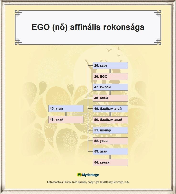 EGO (nő) affinális rokonsága.JPG