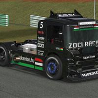 Nemzetközi kamionversenyre nevezett a ZoCiRacing!