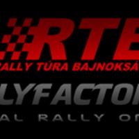 Rally Túra Bajnokság 2013 tabella.