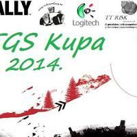 RBR - TGS Rally kupa 2014