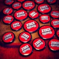 ZoCi Racing kitűző a KitűzőShoptól!