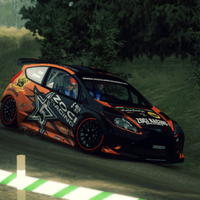 RBR - European Rally Championship THE END