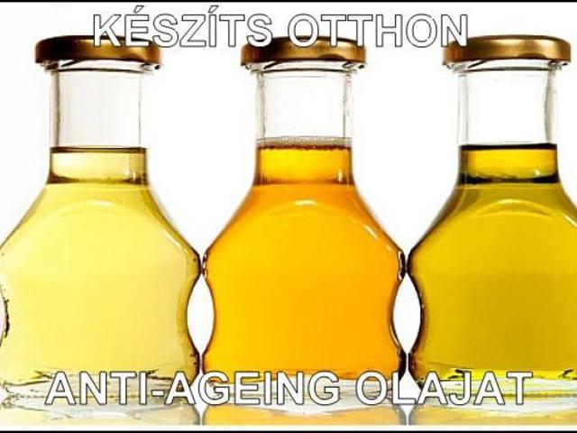 Készíts otthon anti-ageing olajat!