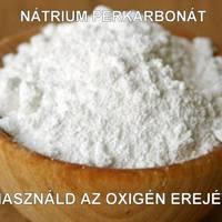 Mire használhatjuk a Na-perkarbonát-ot?