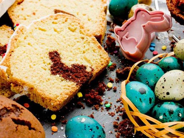 Glutén-, laktózmentes Húsvéti kalács