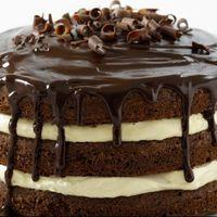 Glutén-, laktóz-, cukormentes citromos túró rudi torta recept