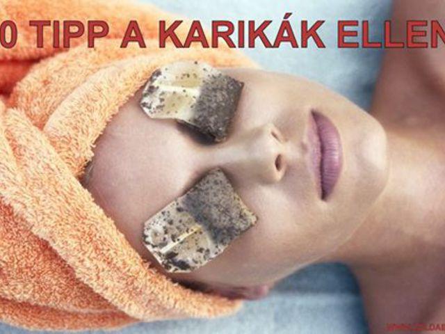 A 10 tipp a szem alatti karikák megelőzése