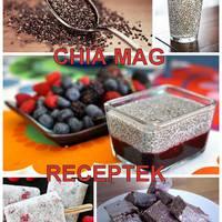 Chia mag receptek