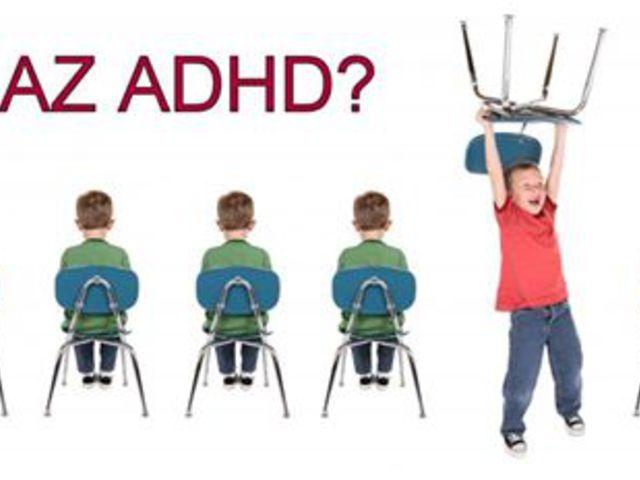 Mi az ADHD?