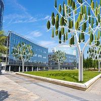 Francia találmány: a szélenergiafa